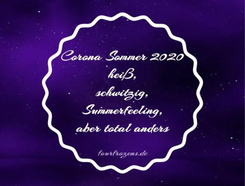 Corona Sommer 2020